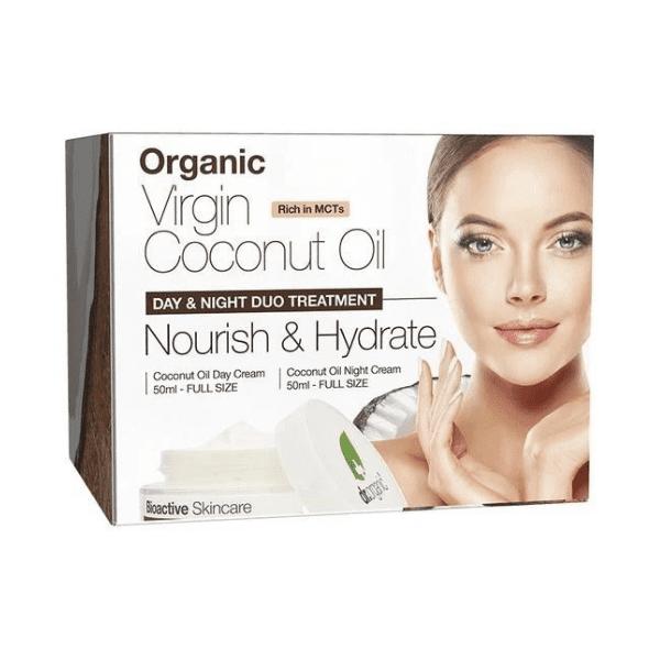 Dr Organic – Cofanetto Viso al Cocco