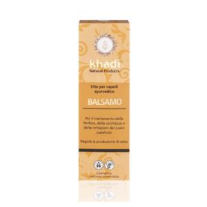 KHA-582Khadi - Olio per capelli Antiforfora - Travel Size 10 ml