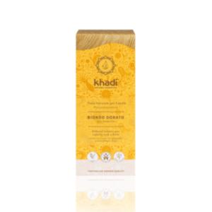 KHA-649 Khadi - Tinta Naturale Per Capelli Biondo Dorato