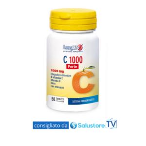 LongLife - Vitamina C 1000 Forte