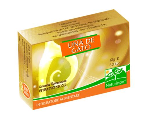 Naturincas - Una De Gato 60 CPS