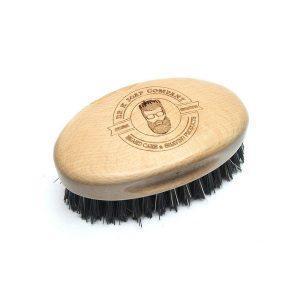 DRK 009 DR K - Military Brush Spazzola per Barba Piccola