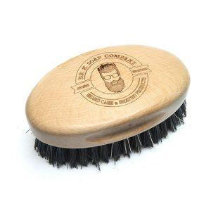 DRK-015DR K - Military Brush Spazzola per Barba Grande