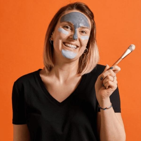 SAP-974 La Saponaria - Pennello per trattamenti viso 2
