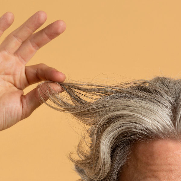 Rimedi capelli grigi