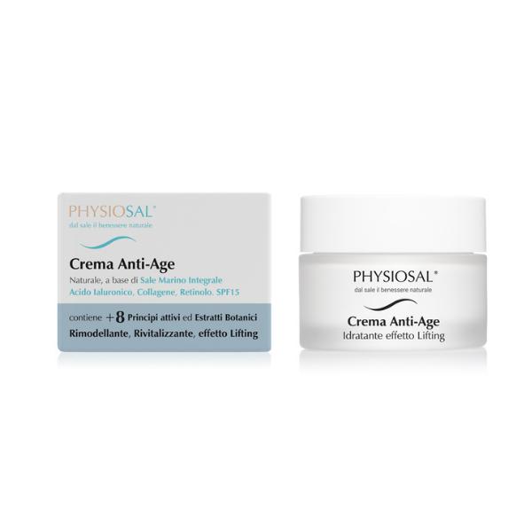 PHY-998 Physiosal - Crema viso antiage